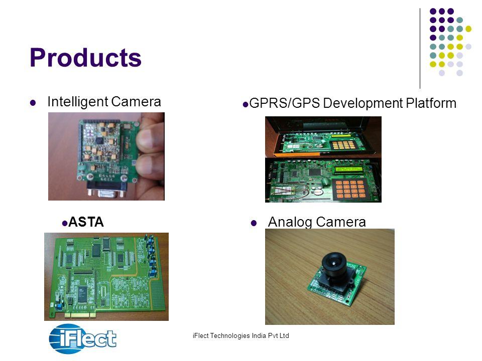 iFlect Technologies India Pvt Ltd Products Analog Camera Intelligent Camera GPRS/GPS Development Platform ASTA