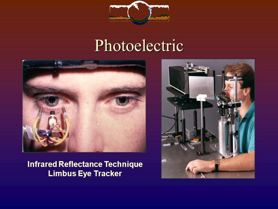 Photoelectric Infrared Reflectance Technique Limbus Eye Tracker