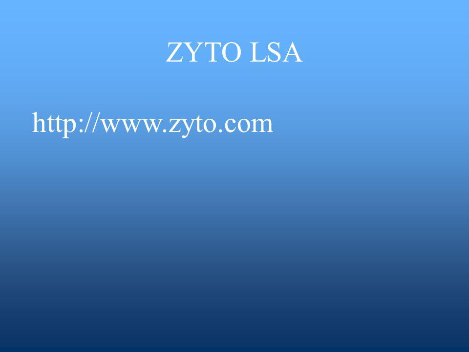 ZYTO LSA http://www.zyto.com