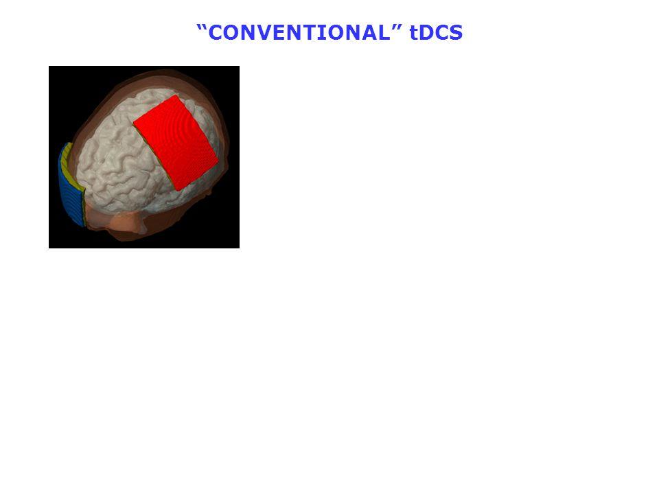 CONVENTIONAL tDCS