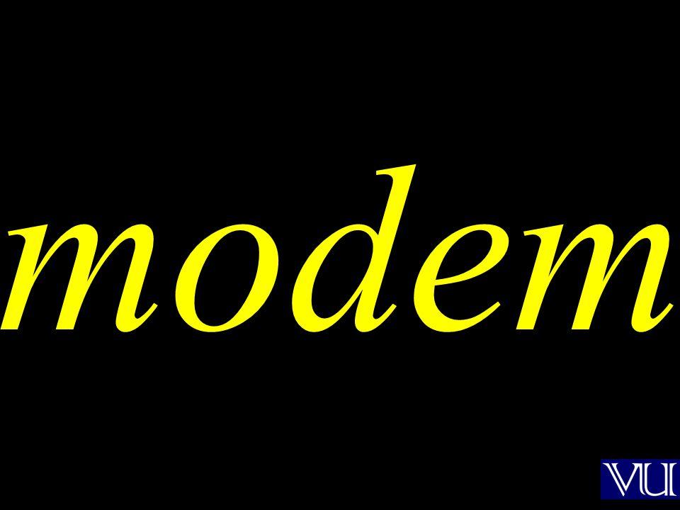 modulatordemodulatoromdem modem