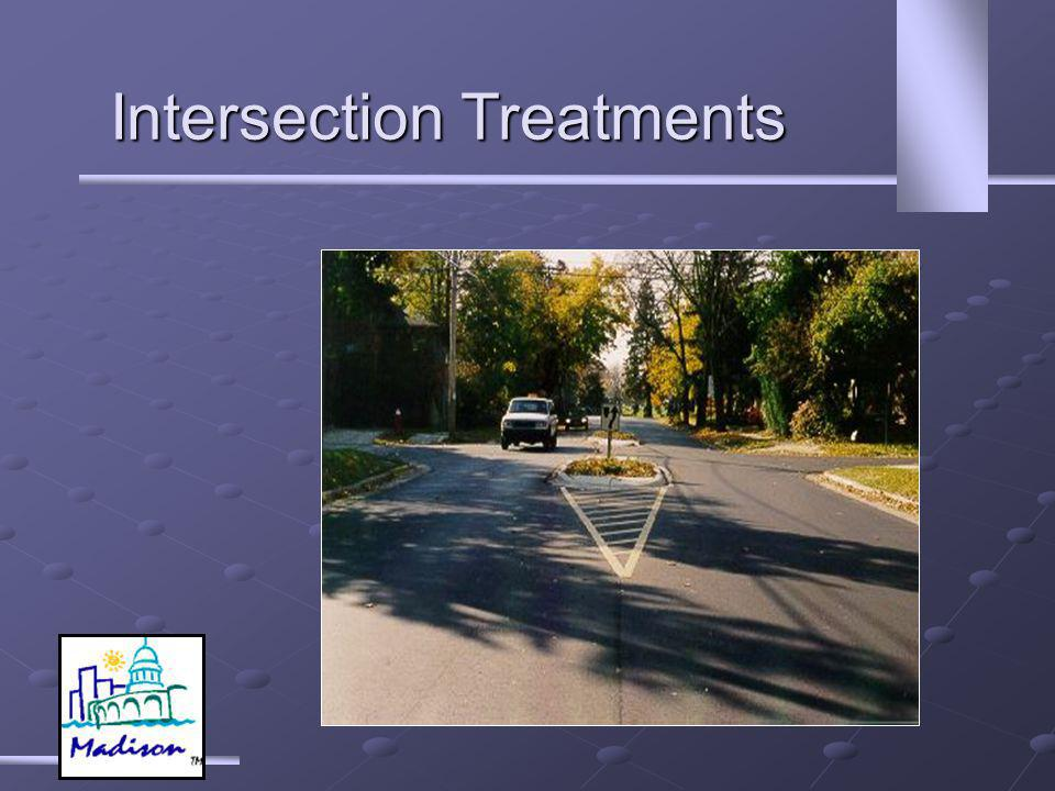 Intersection Treatments