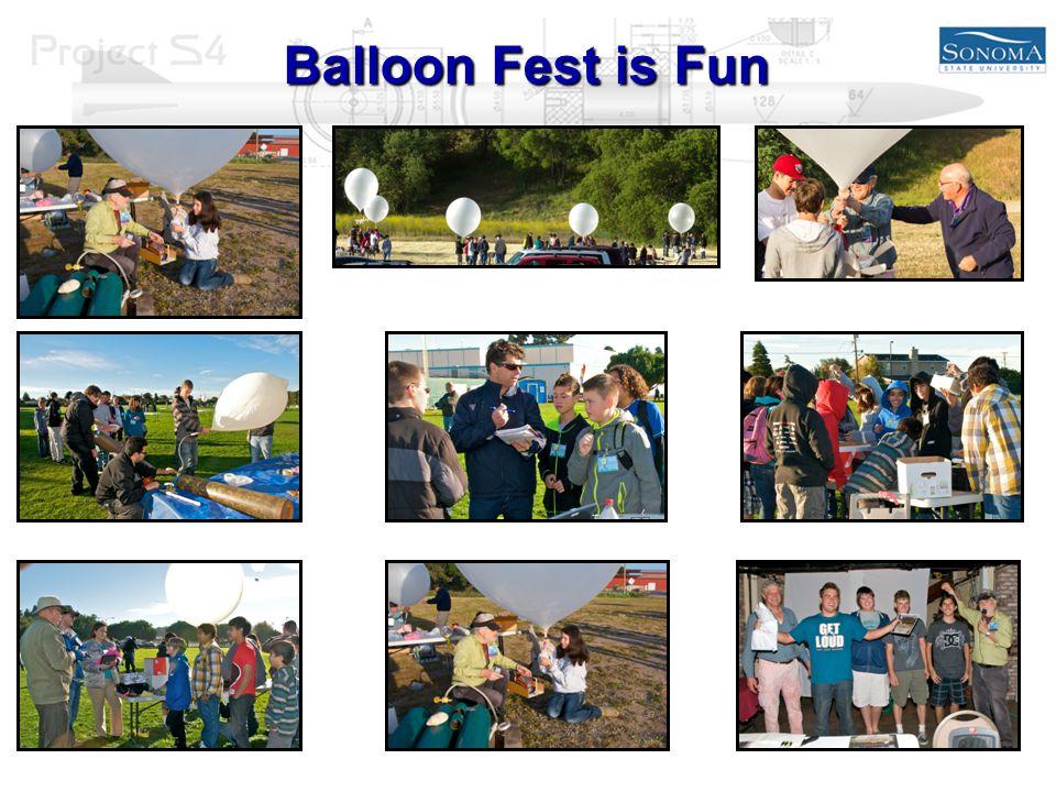 Balloon Fest is Fun