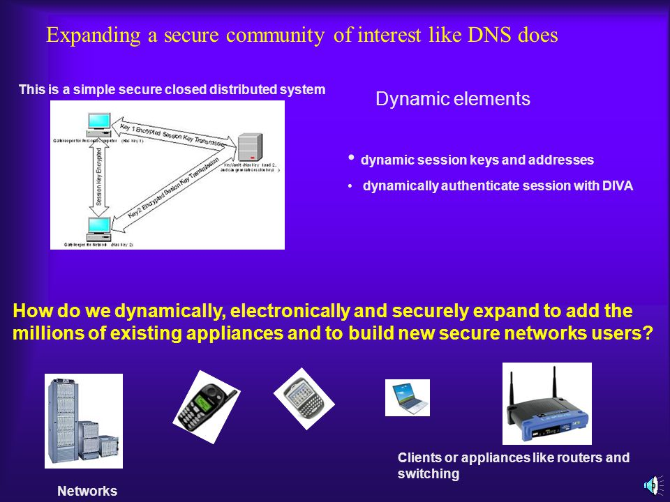 What are the attributes of DDKI. Dynamic Distributed Key system – what is it.