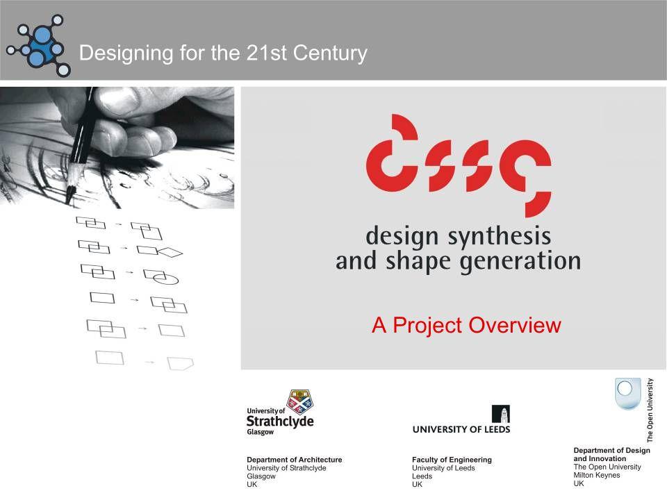Capture shape transformations via shape rules How do designers design shapes?
