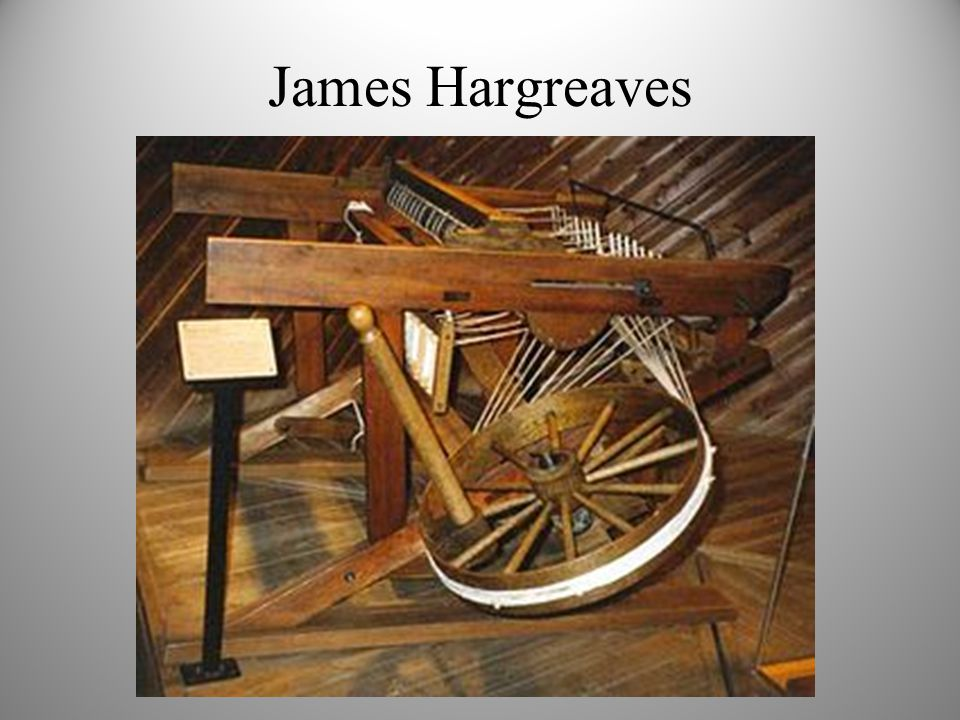 James Hargreaves