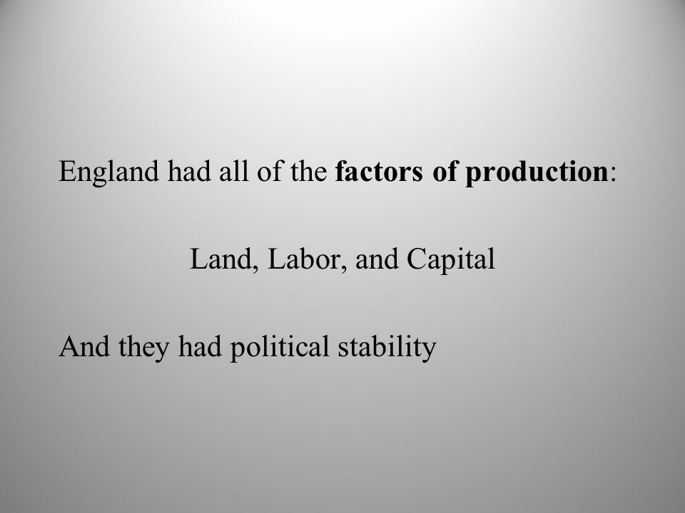 What were the social, economic, and political effects of the industrial revolution.