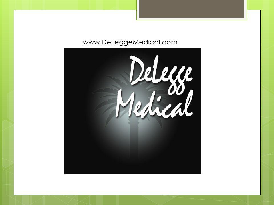 www.DeLeggeMedical.com