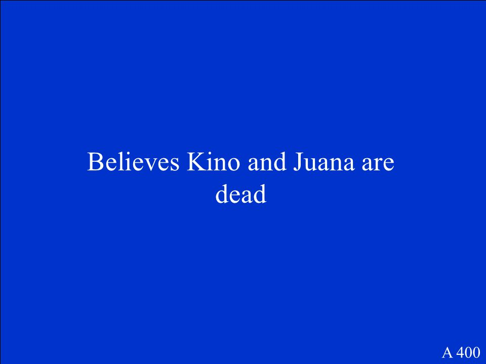 Who is Juana? A 300