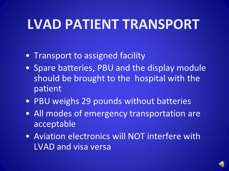 VT or VF STABLE –Patient may feel funny light headed or different –Pump speeds and flows are normal, low normal, or very low –Consider cardioversion a