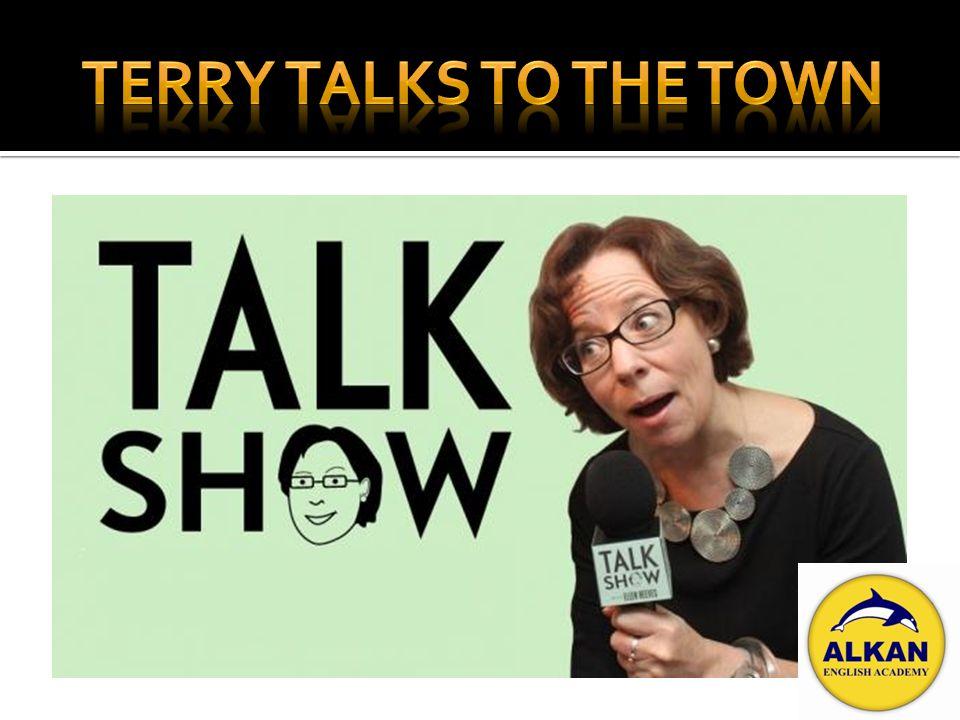 Listening from Terrys talkshow.