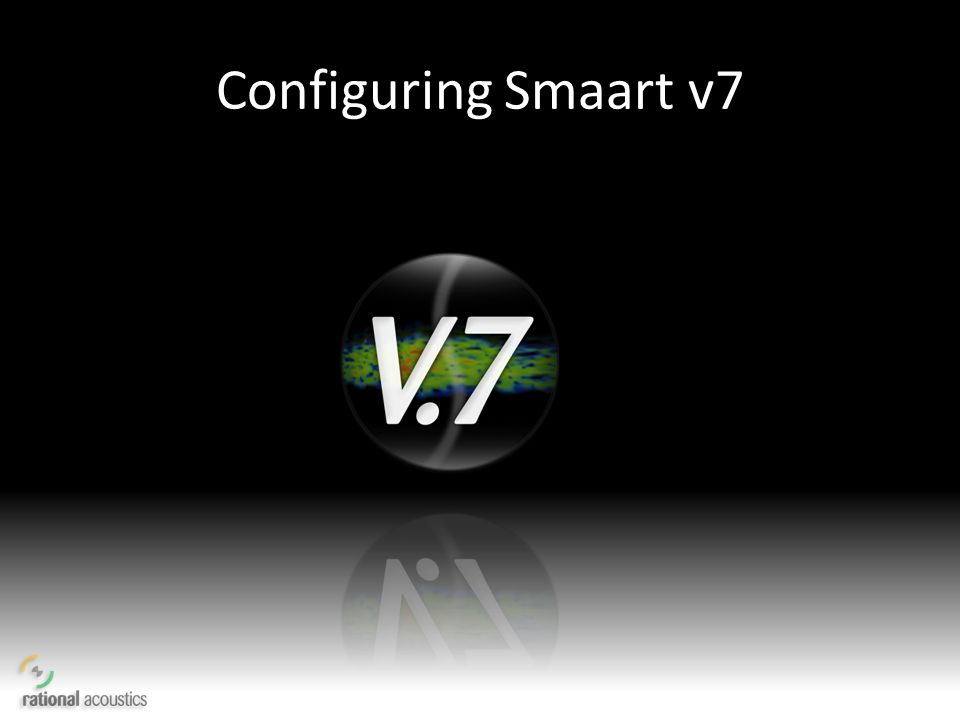 Configuring Inputs Smaart v7 is able to acquire input signals from any devices that have.wav, CoreAudio, or ASIO drivers recognizable by our computers Operating System.