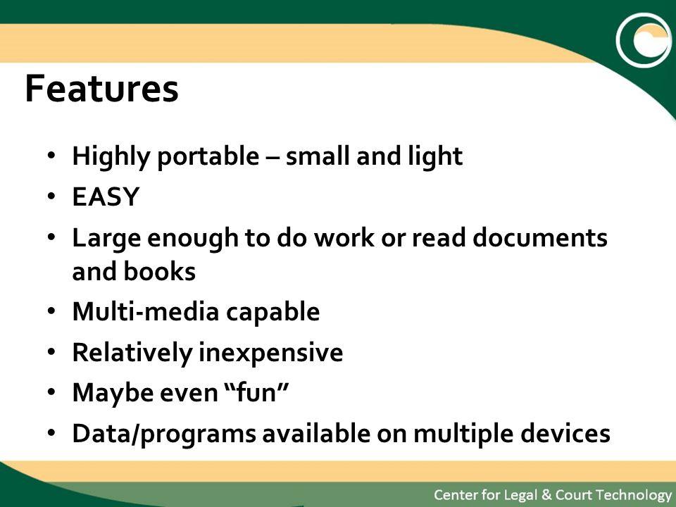 iPads arent technology
