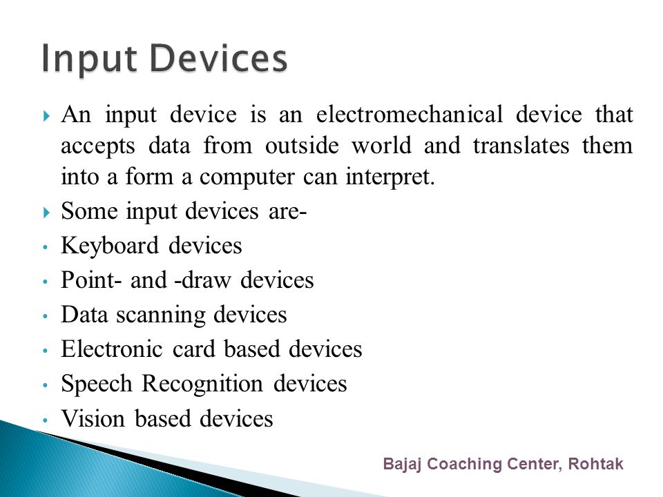 Keyboard and Mouse Webcams and Cameras Microphones Bajaj Coaching Center, Rohtak