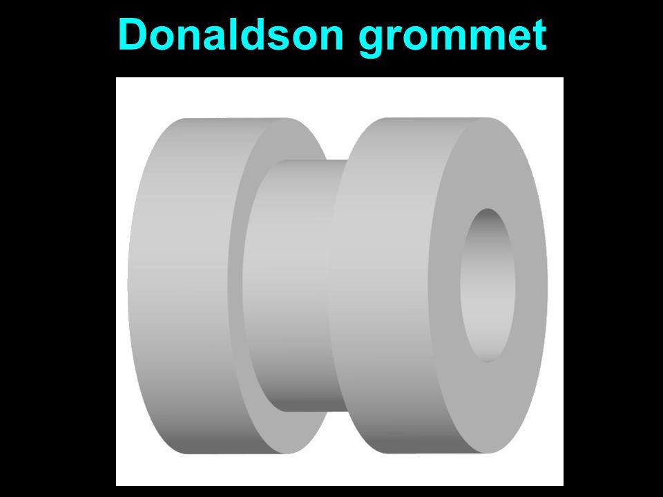 Donaldson grommet