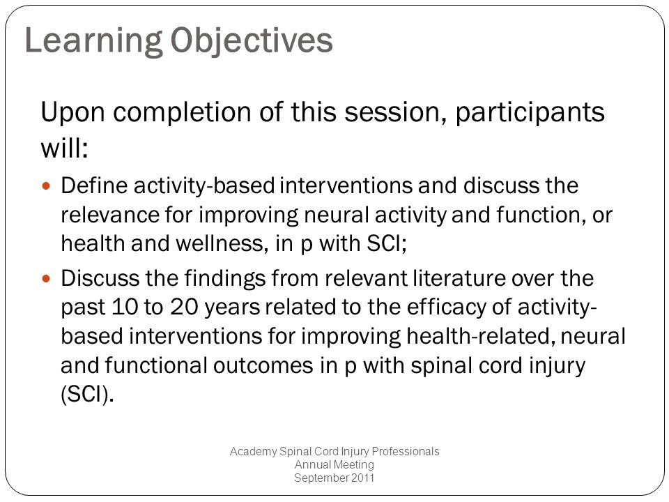 Summary of interventions & outcome measures in the LT studies TypeFreqDurationOutcome Measures MRNMES Cardio / Resp MuscularMetabolicVascular Adams et al.