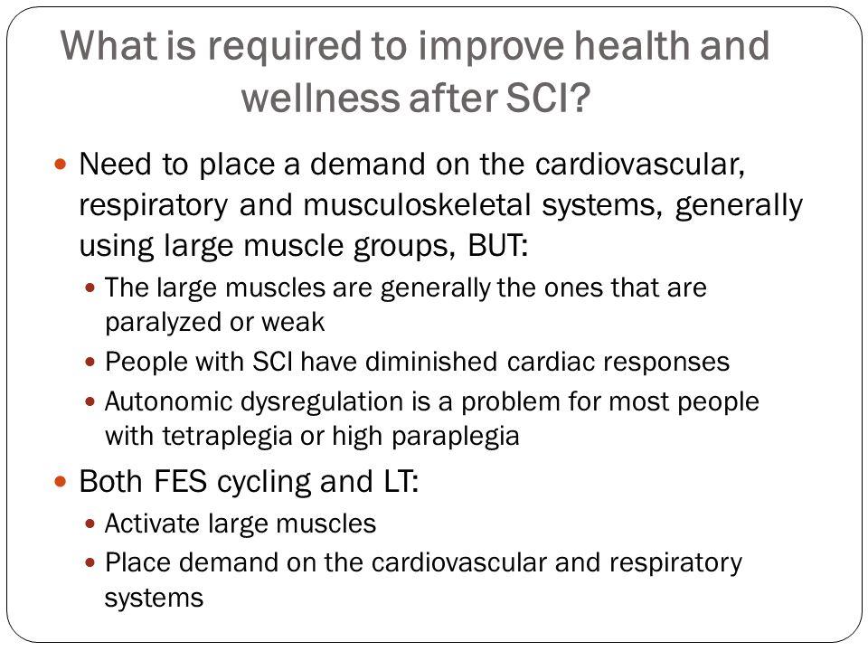 Summary: Outcome Measures Outcome Measures Cardio/ Resp MuscularMetabolicVascularOther Arnold et al.