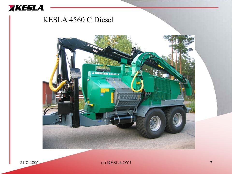 21.8.2006(c) KESLA OYJ7 KESLA 4560 C Diesel