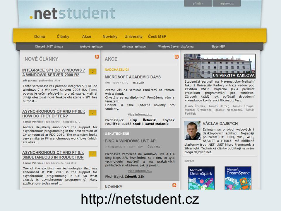 http://netstudent.cz