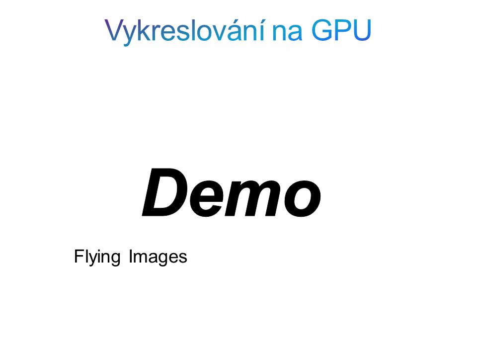 Flying Images