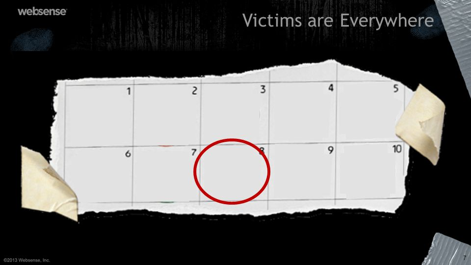 Victims are Everywhere 7