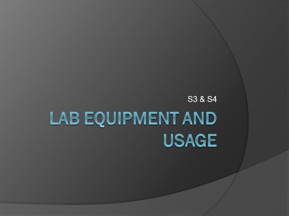 Graduated Cylinder Measures volume of liquid