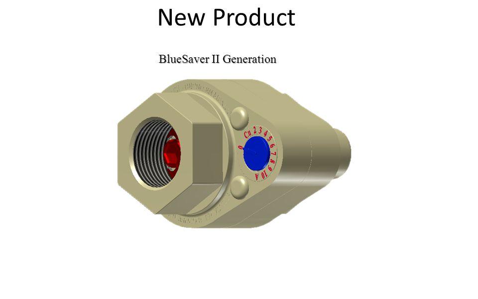 New Product BlueSaver II Generation