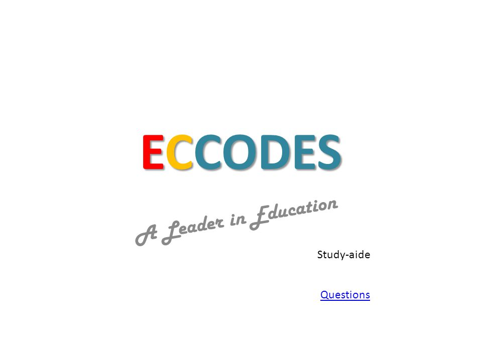 ECCODES A Leader in Education Question: What is a branch circuit .