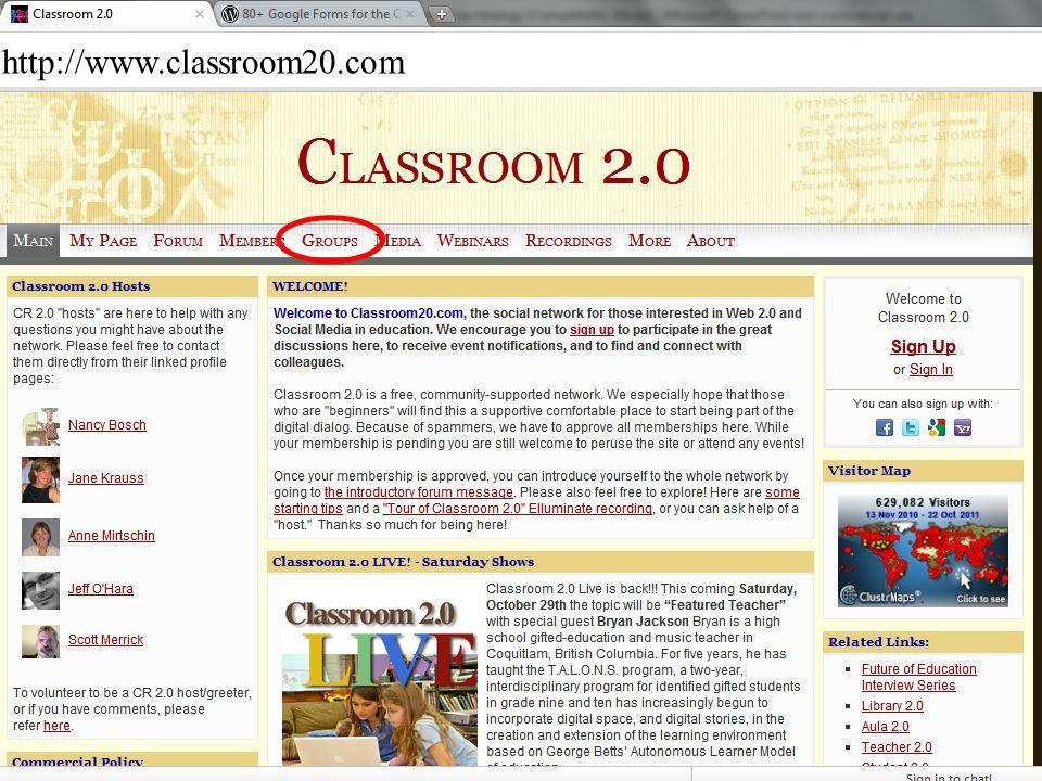 http://www.classroom20.com