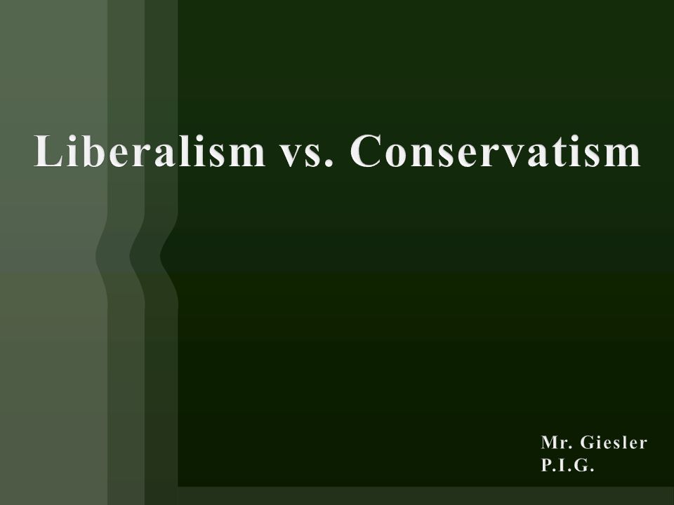 The first signs of liberalism may be discovered in the expansive political role being sought by increasingly large numbers of individuals and, more significantly, discreet groups of people with identifiable common interests.