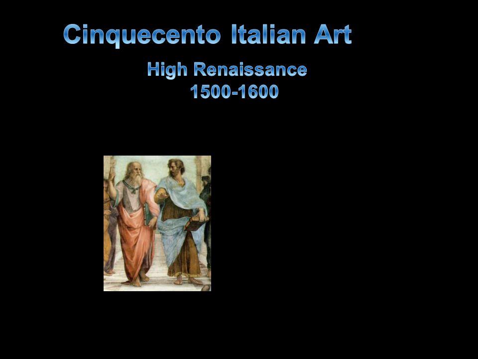 Leonardo da Vinci Virgin of the Rocks ca.1485 oil on wood 6 ft.