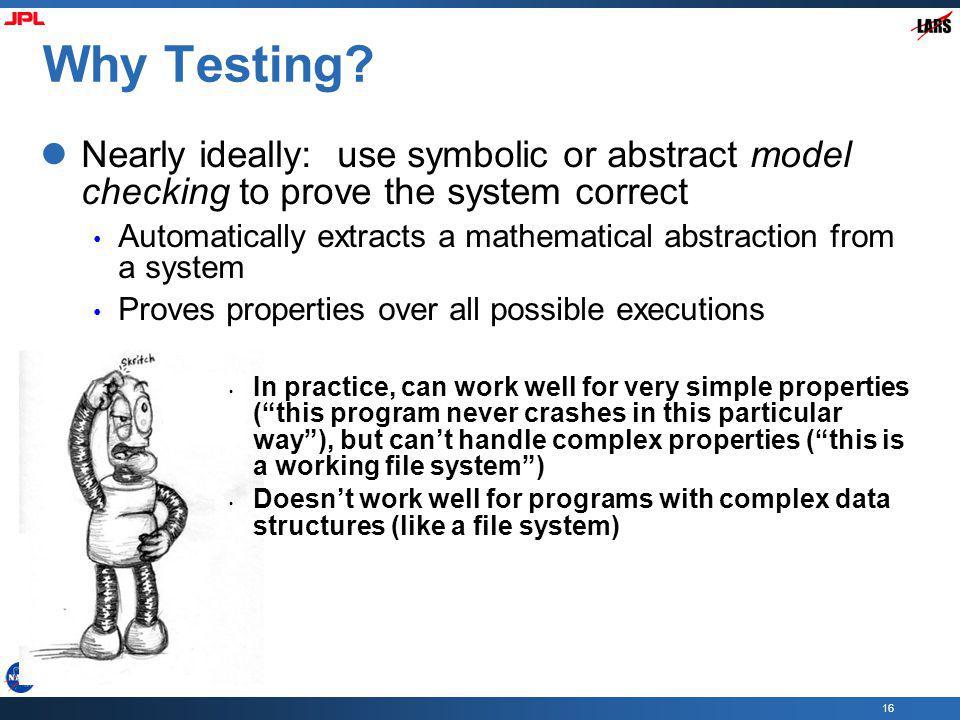 16 Why Testing.