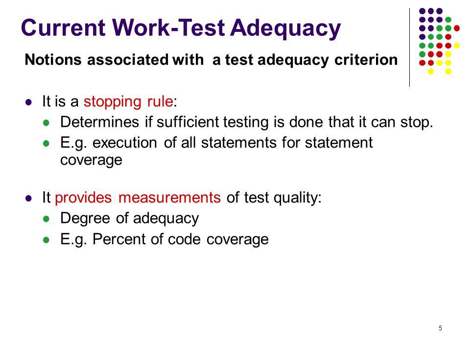 16 2 1 3 4 5 6 7 8 9 Data flow-based testing