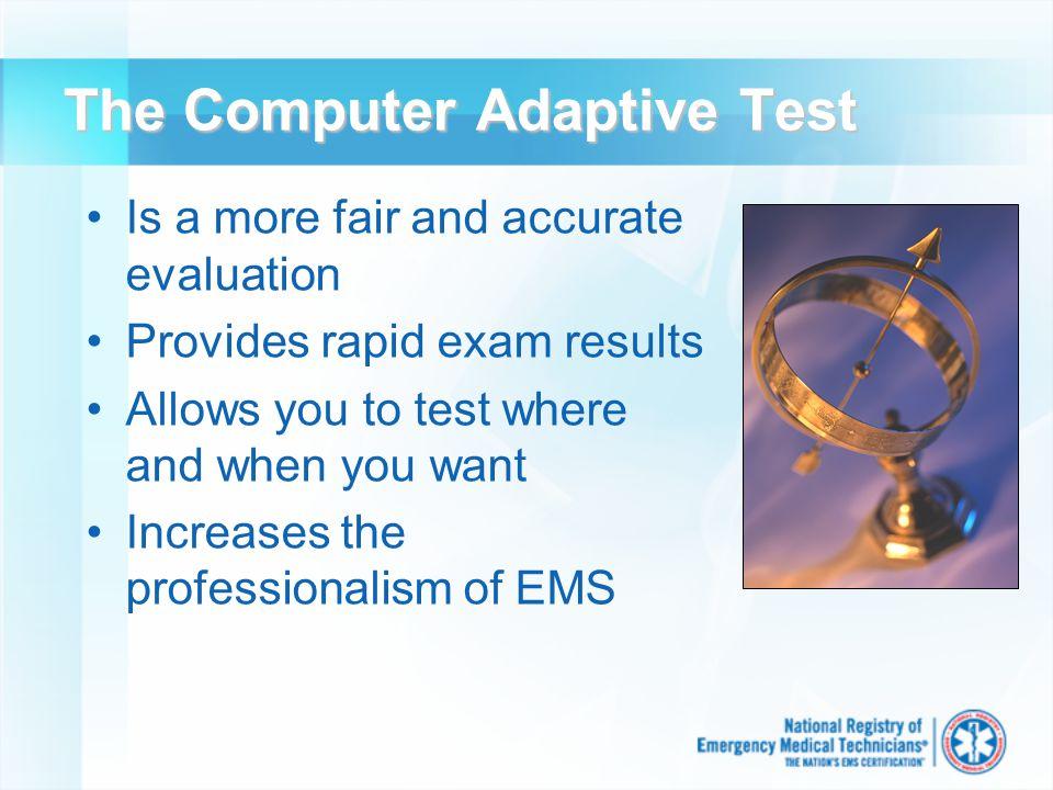 An Adaptive Test Ability Question 10 8 6 4 2 0