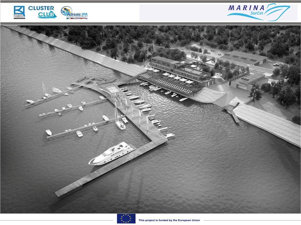 Additional facilities in a good marina.