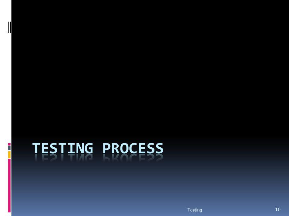 Testing 16