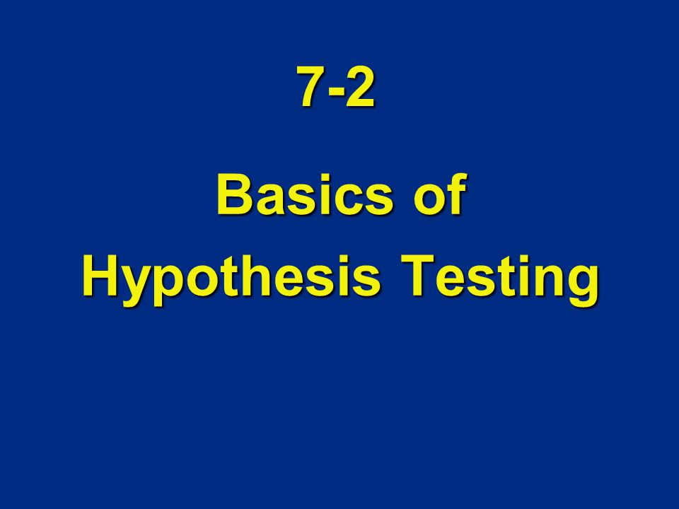 Given a claim, identify the null hypothesis, and the alternative hypothesis, and express them both in symbolic form.