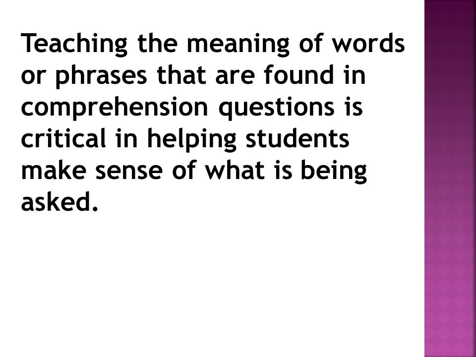 Recognizing the Authors purpose, Perspective, or Intent is important in understanding the Essential Message.