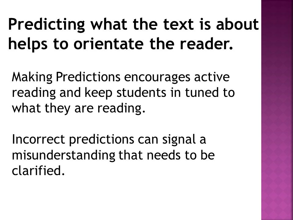 Go back to the text.Begin reading the text starting with the title.
