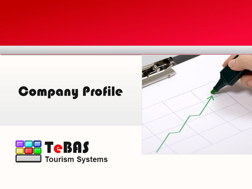 Company Profile Tourism Systems TeBAS