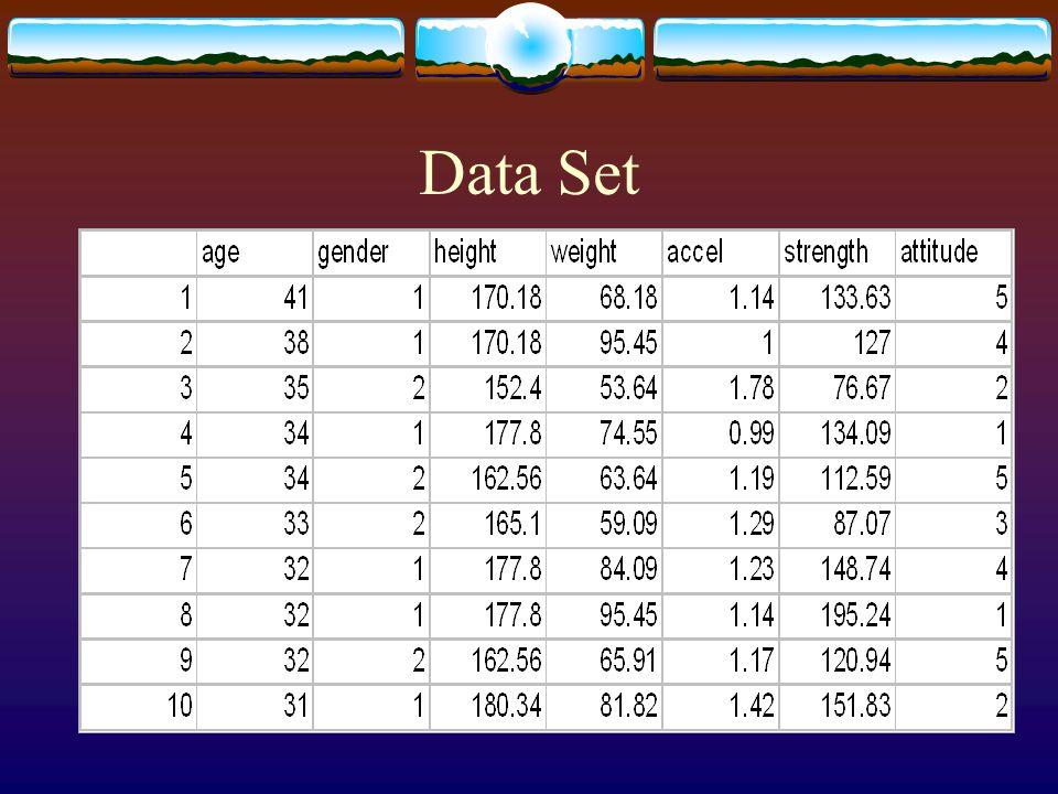 Data Set