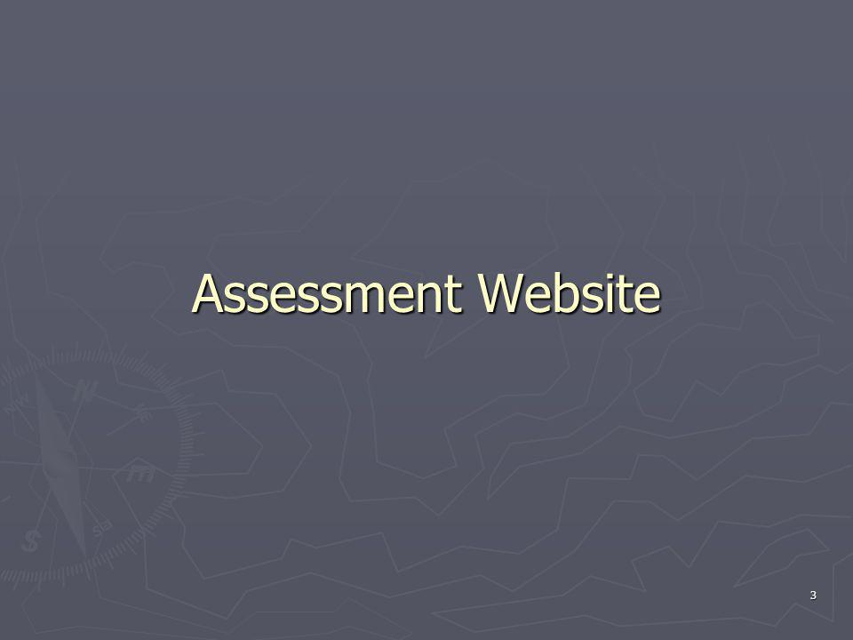 Assessment Website 3