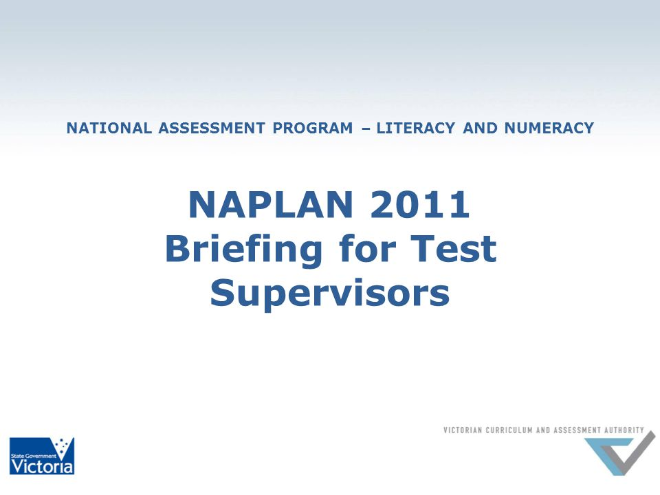 What is NAPLAN.