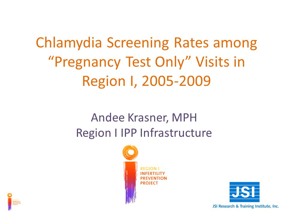 Background National Objective of IPP Infrastructure Epidemiologic profile of pregnancy-test only clients seen in prevalence monitoring clinics
