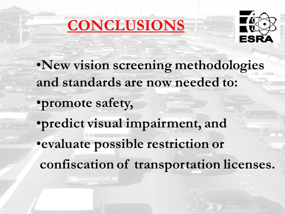 47 Federal visual standards support similar recommendations as these relate to driver s licenses and other documents introduced through the 9/11 Commission and by the McCain-Lieberman bill introduced in the U.S.