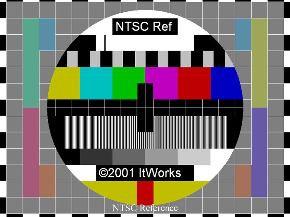 NTSC Reference