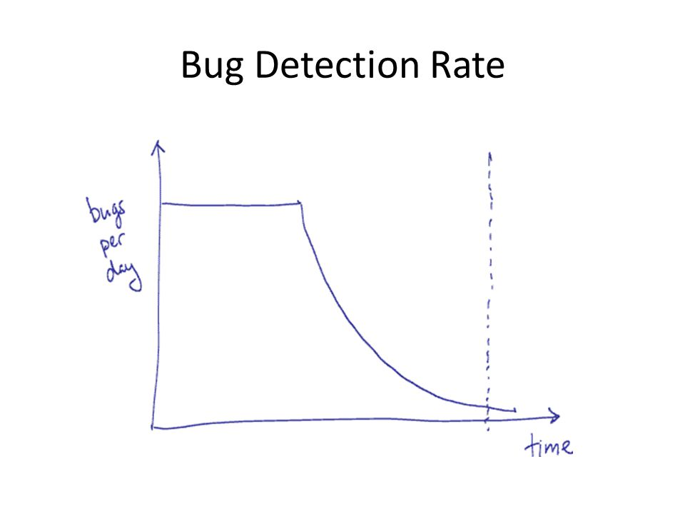 Bug Detection Rate