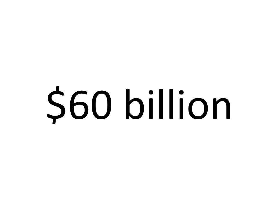 $60 billion