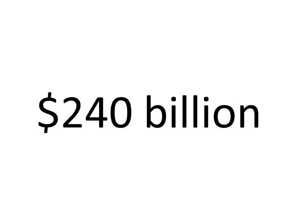 $240 billion