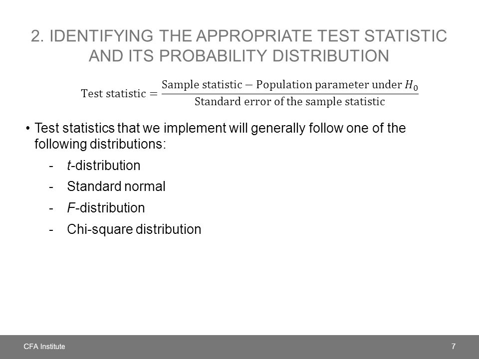 ERRORS IN HYPOTHESIS TESTS Type I errors occur when we reject a null hypothesis that is actually true.